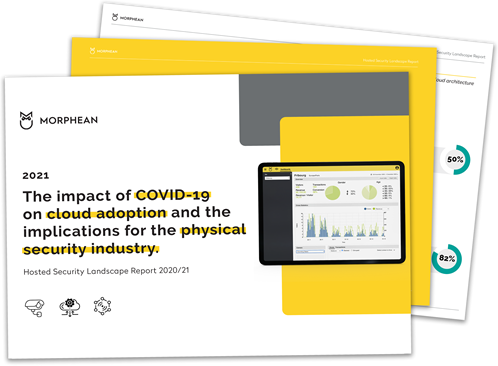 Download Impact of COVID-19 on cloud adoption and the implications for the physical security industry