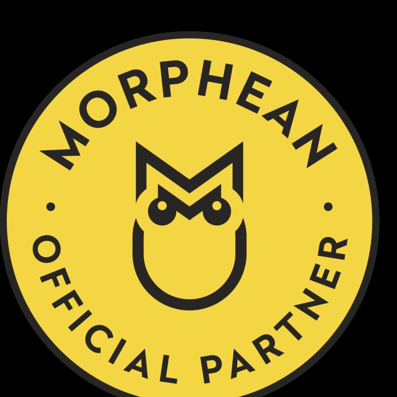 Download Morphean Official Partner Logo