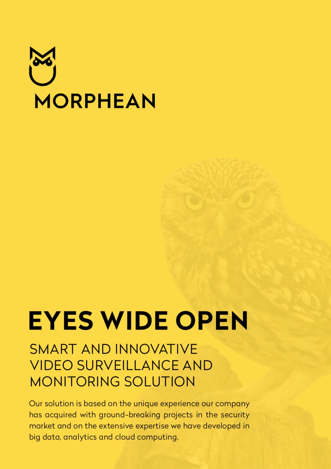 Download General Brochure  - Morphean